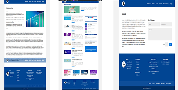 Classic Blog Layout on Divi Cake