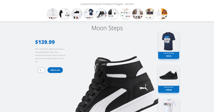10 Fabulous WooCommerce Product Pages