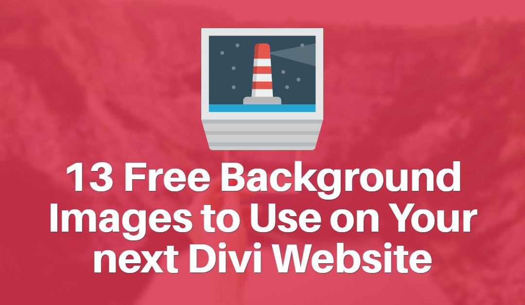 13 Free Background Images to Use on Your next Divi Website