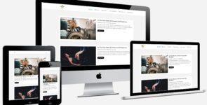 Blogging – Divi Blog Layout Bundle on Divi Cake