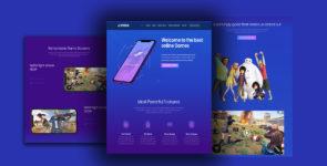 Jupiter – Gaming, Blog, App launch on Divi Cake