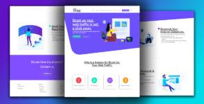 Kyle – Agency, Company, SAAS on Divi Cake