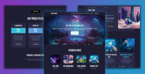 Marshall – Gaming Blog on Divi Cake