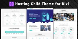 Hosting – Child Theme for Divi on Divi Cake