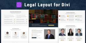 Legal – Divi Theme Layout on Divi Cake