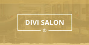 Divi Salon on Divi Cake
