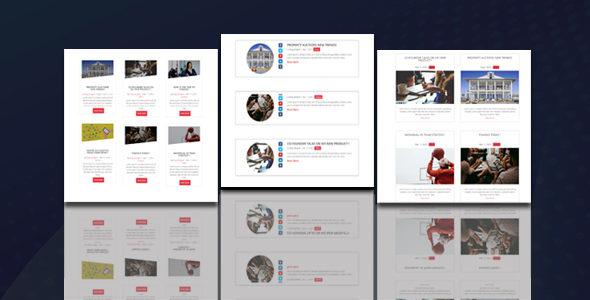 Divi Blogging: Blog Designer Layout Bundle on Divi Cake