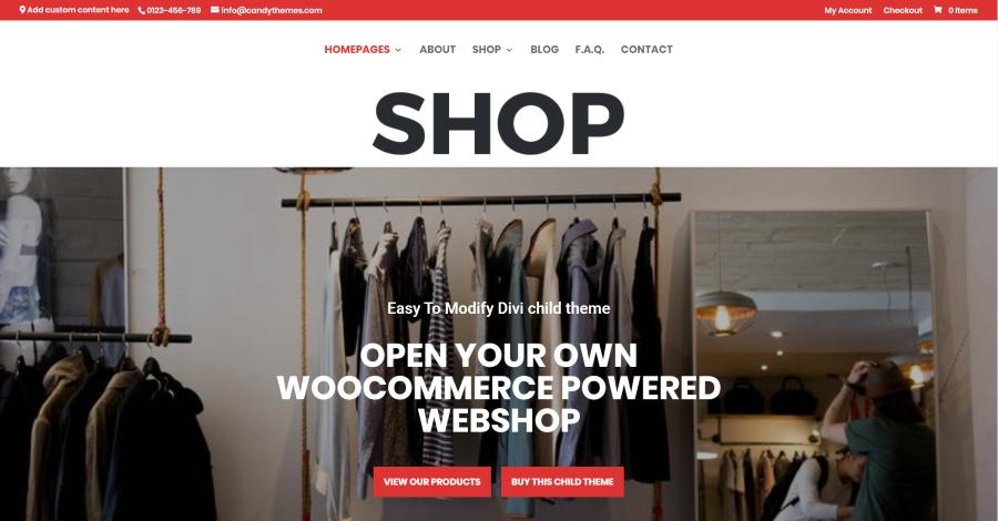 CT-Shop