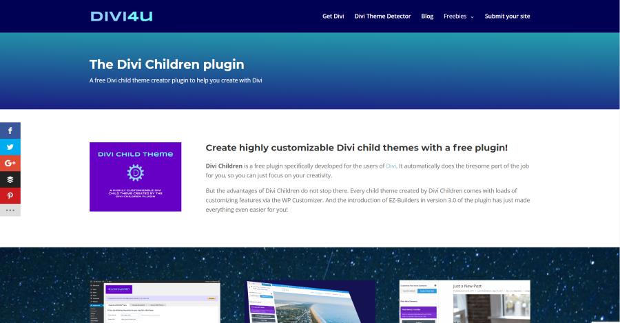 Child Theme Plugin