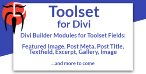 Toolset for Divi on Divi Cake