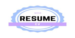 Divi Resume (CV, Freelancer) on Divi Cake