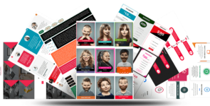 Divi Layouts Ultimate Kit 3 (8 Bundle in One kit) on Divi Cake