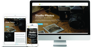 Studio Layout : Multipurose Divi Layout For Photography / Any Studio Businesses on Divi Cake