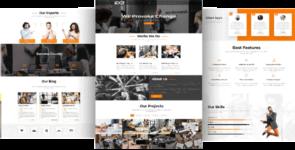Divi Digital Agency on Divi Cake