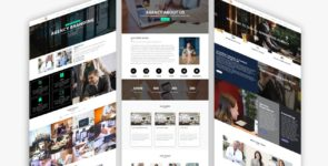 Divi Corporate : Web Agency & Corporate Layout Pack on Divi Cake