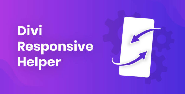 Divi Responsive Helper on Divi Cake
