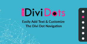 Divi Dots – Dot Nav Extended on Divi Cake