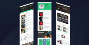 Divi Podcaster – Divi Podcast Child Theme on Divi Cake