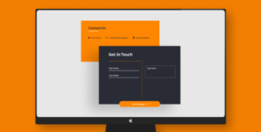 Orange – Tiger Contact From on Divi Cake