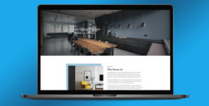 Inhouse Designs Layout for Divi Theme on Divi Cake
