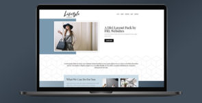 Lifestyle Website Layout Pack for Divi Theme on Divi Cake