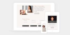 Rejuve Complete Website Kit- Aesthetic Nurses & Medspas on Divi Cake