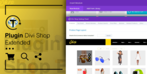 Divi Shop Extended Plugin on Divi Cake