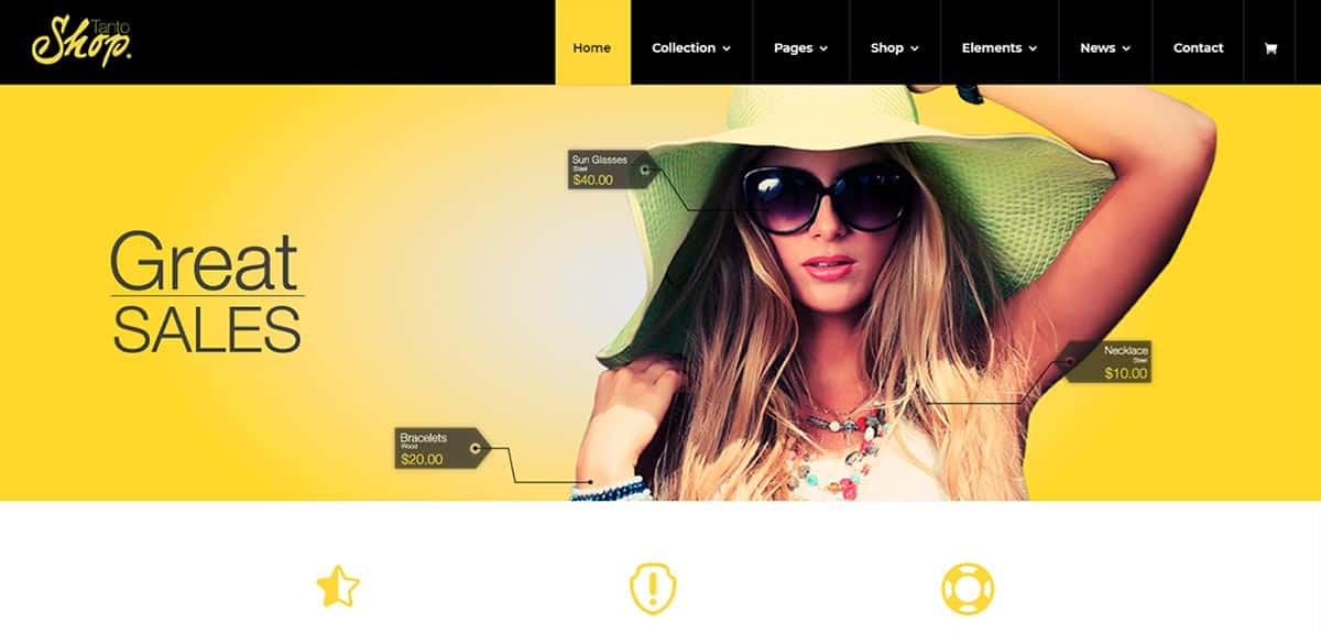 Featured image for TantoShop WooCommerce Theme