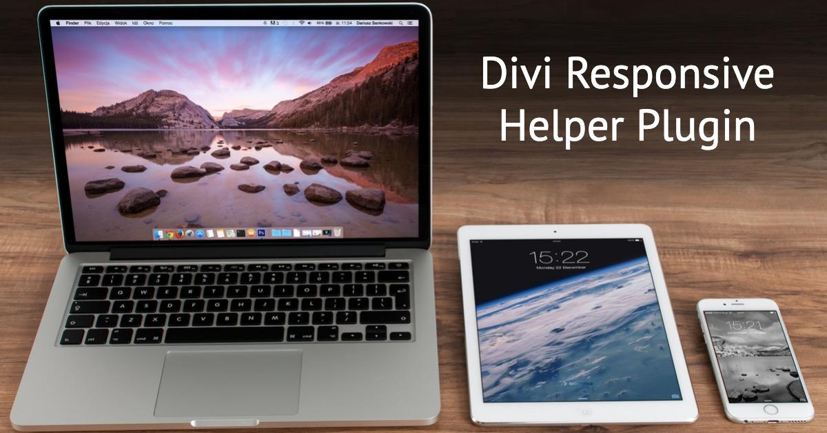 Divi Responsive Helper Plugin – A Review