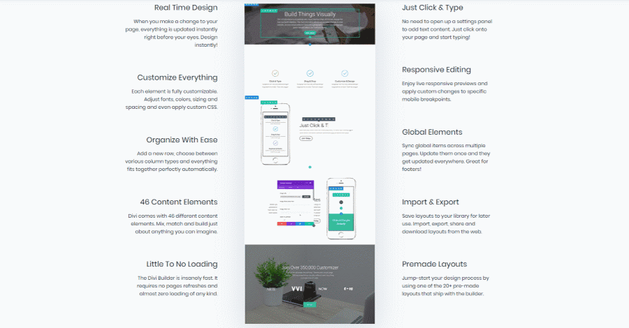 Divi Theme Preview