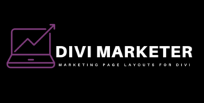 Divi Marketer Layout Pack on Divi Cake