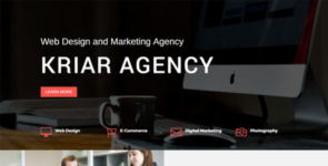 Kriar Agency on Divi Cake