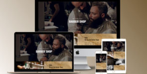 Kriar Barber on Divi Cake