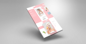 Shine Products Template on Divi Cake