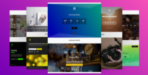Coming Soon 10 – Coming Soon Page Bundle on Divi Cake