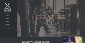 Restaurant on Divi Cake
