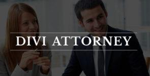 Divi Attorney Child Theme on Divi Cake