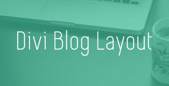 Divi Blog Extras on Divi Cake