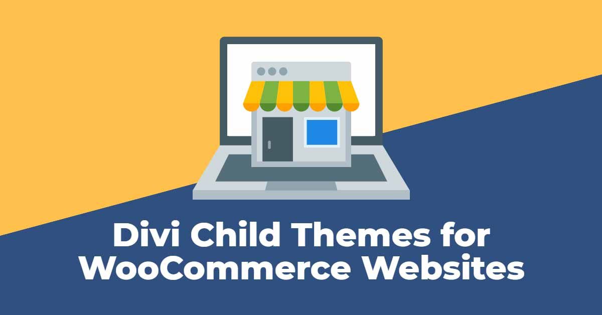 Divi Child Themes for WooCommerce Websites