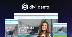 Divi Dental on Divi Cake