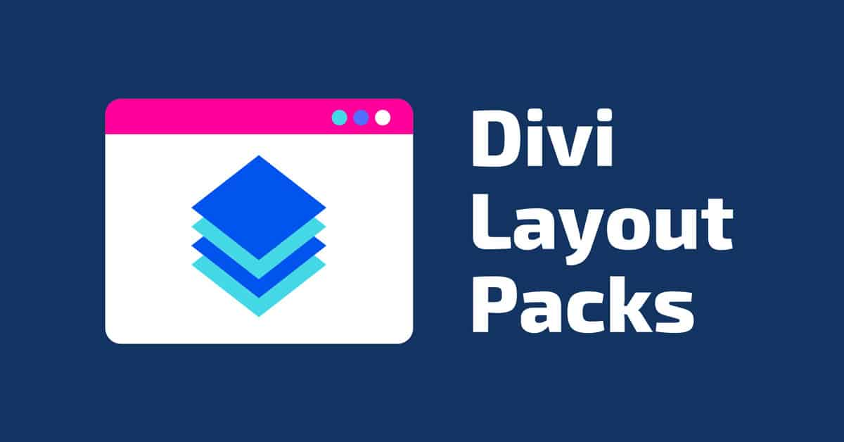 Divi Layouts Packs