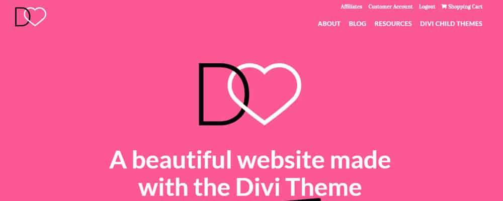 Divi Lover 2019 Black Friday Deal
