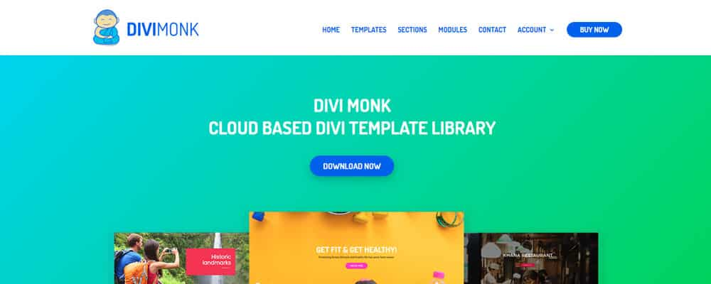Divi Monk Black Friday image