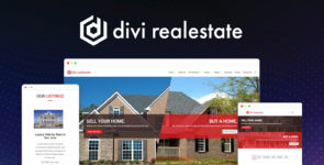 Divi RealEstate on Divi Cake