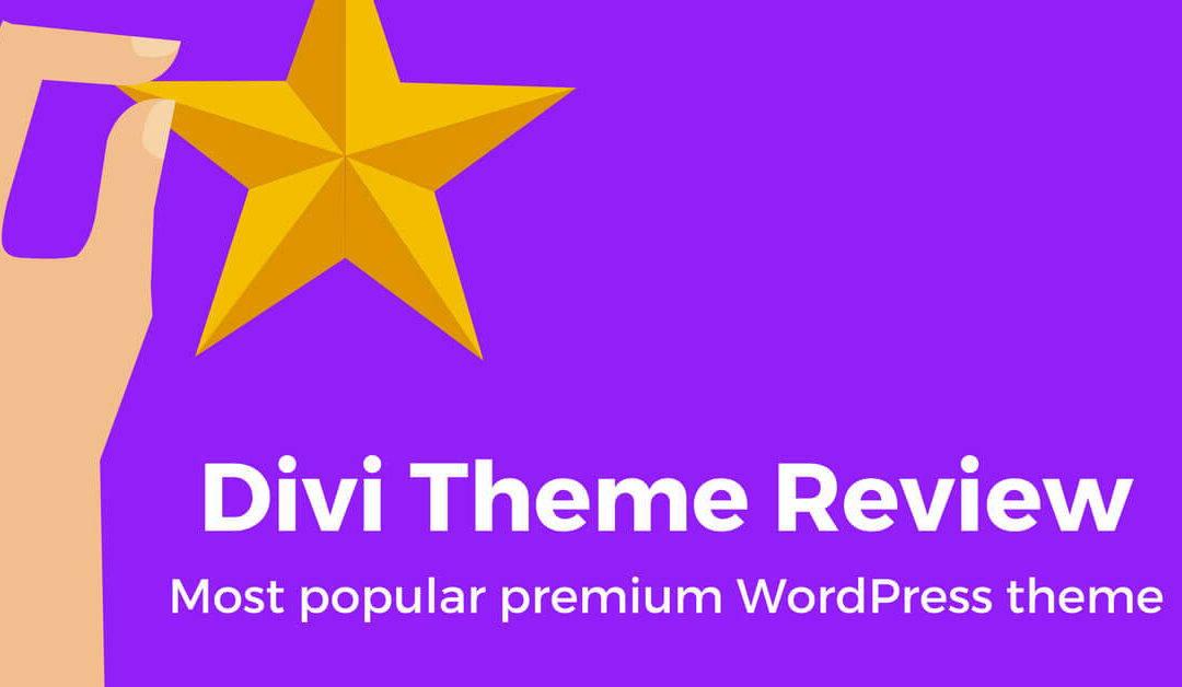Divi Theme Review (Best WordPress Theme)