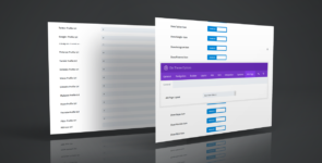 DP 404 Page & Header and Footer Social Icons on Divi Cake