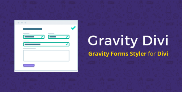 Gravity Divi Module on Divi Cake