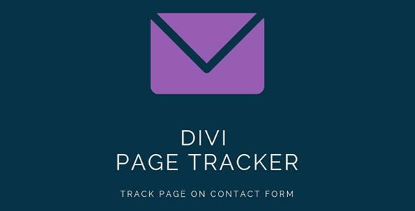 Divi Page Tracker on Divi Cake