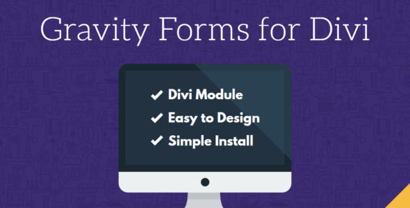 Gravity Divi Module on Divi Cake