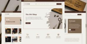 ET-Store on Divi Cake